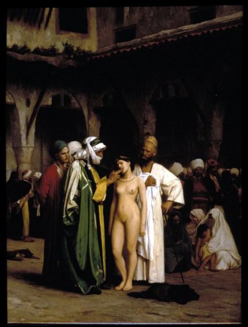 The Slave Market