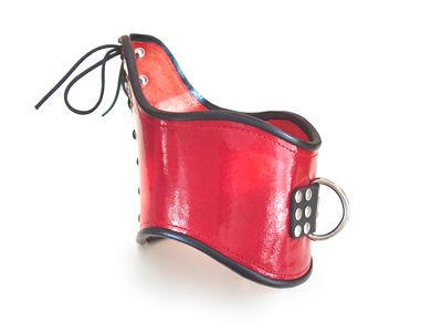 Red Posture Collar